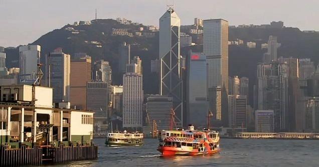 Hongkong/Fot. YouTube