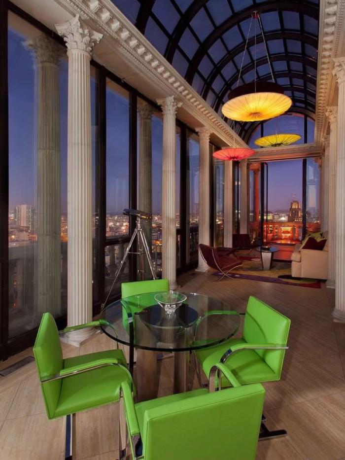 apartament Art Deco
