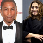 Pharrell-Williams i Zaha-Hadid