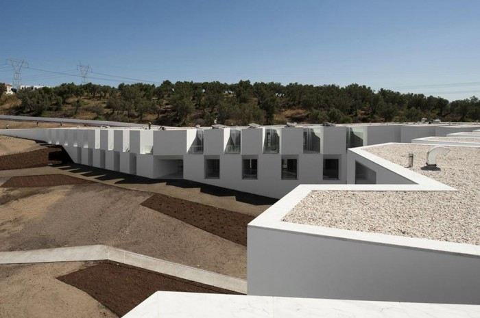 www.miesarch.com/Lar de Idosos em Alcácer do Sal/foto: NURSING HOME IN ALCÁCER DO SAL, EXTERIOR 4©FG+SG