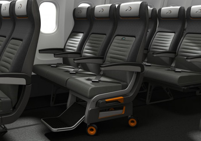 Air Access Seat - Priestmangoode