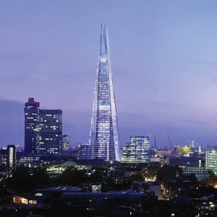 The Shard - Renzo Piano