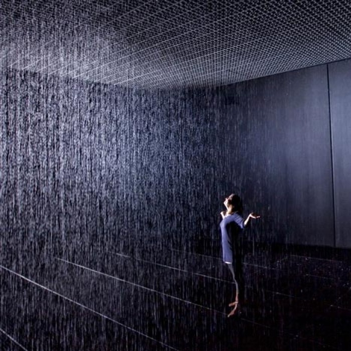 Rain Room - Random International