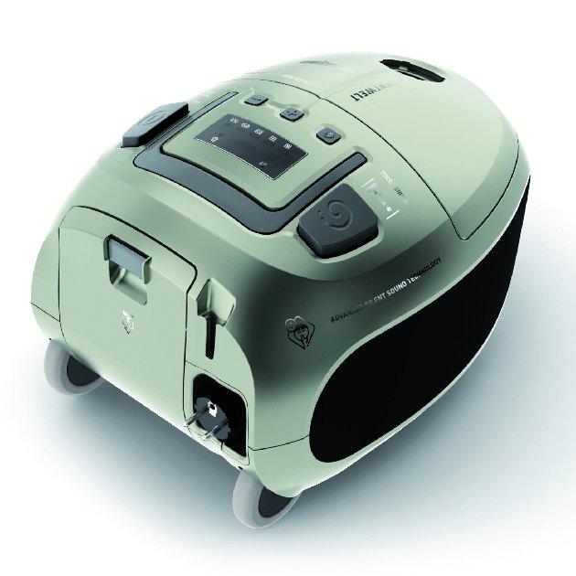 Odkurzacz VC6000 / producent: Zelmer, projekt: Ergo Design
