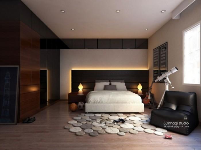 20 Pomysł 243 W Na Nowoczesną Sypialnię Mieszkaniowe Inspiracje