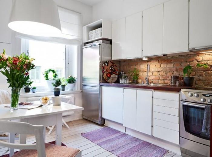 Inspiracje Kuchnie skandynawskie  Mieszkaniowe inspiracje