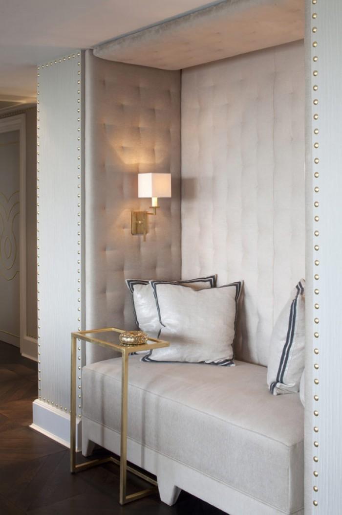 Foyer Seating Area : Mieszkanie inspirowane stylem elżbiety ii mieszkaniowe