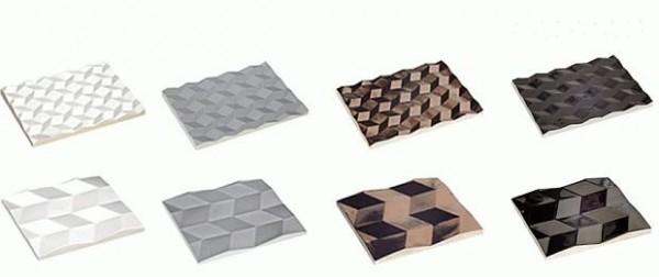wyróżnienie: kafle ceramiczne CALDO - To Do Product Design