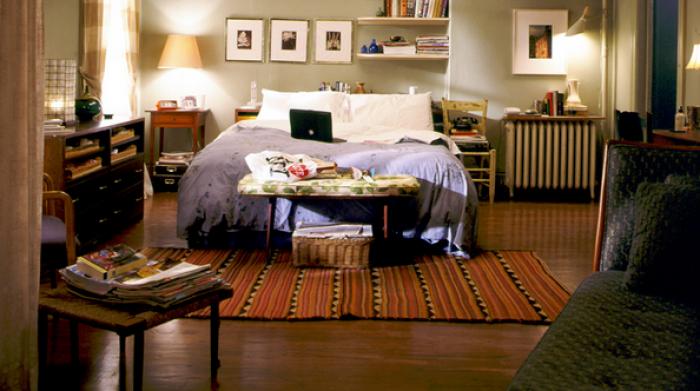 Mieszkanie Carrie Bradhsaw