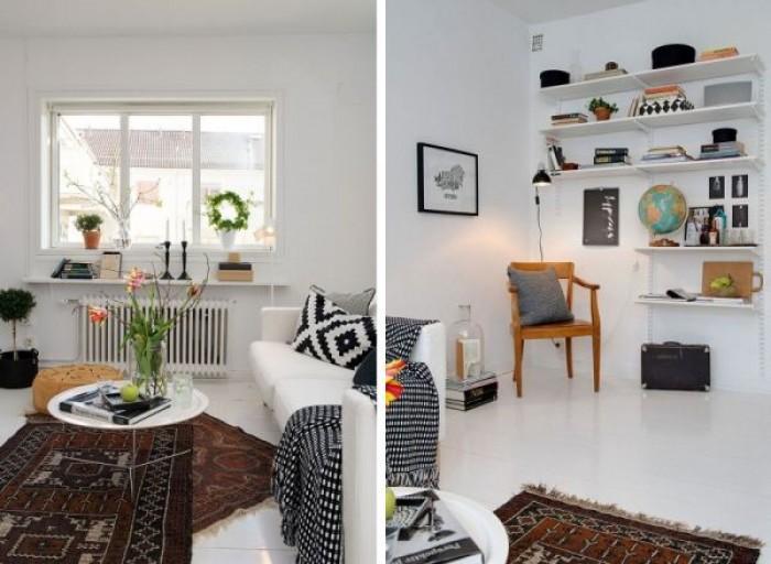 nordyckie mieszkanie