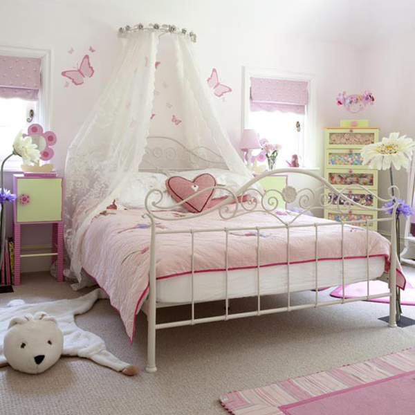 Princess Bedroom For Girls