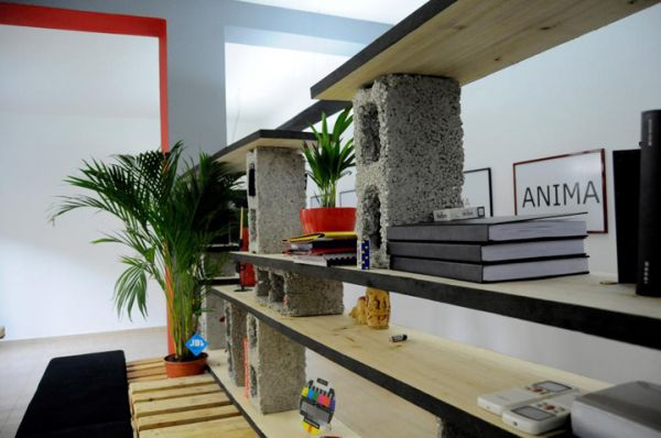 biuro z palet