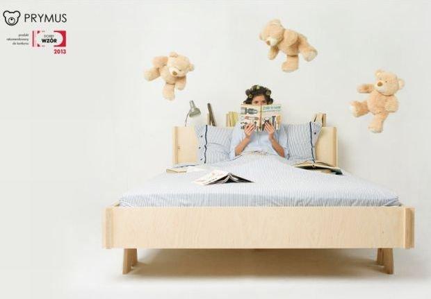 łóżko prymus, fot. www.snimisie.pl