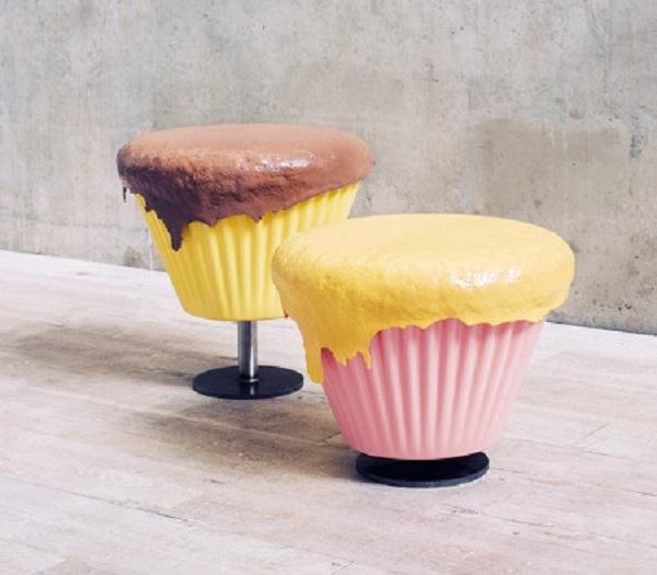 stołek muffin