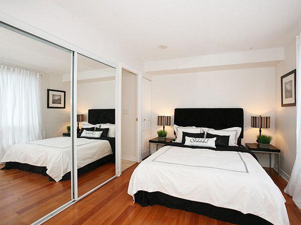 mała sypialnia aranzacja