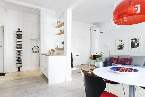 Szwedzkie mieszkanie