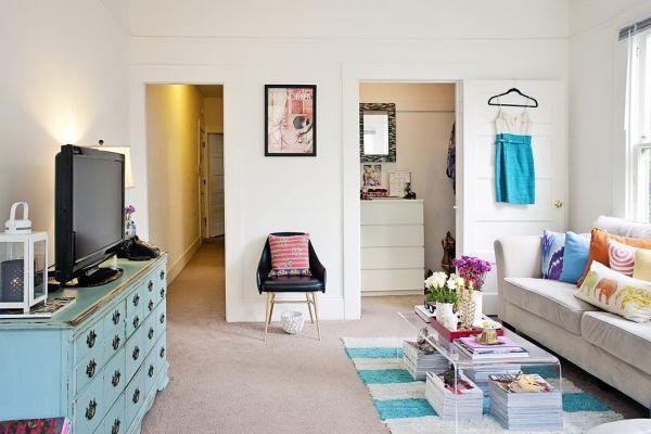 mieszkanie dla kobiety