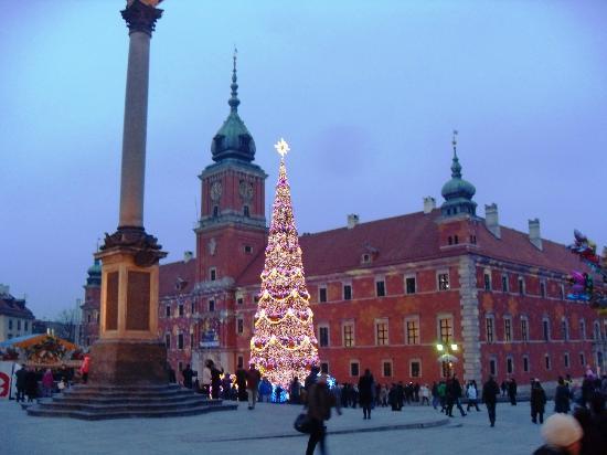 choinka Warszawa
