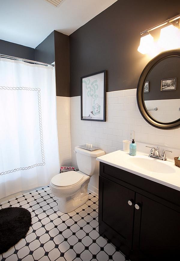 azienka z widokiem na pary mieszkaniowe inspiracje. Black Bedroom Furniture Sets. Home Design Ideas