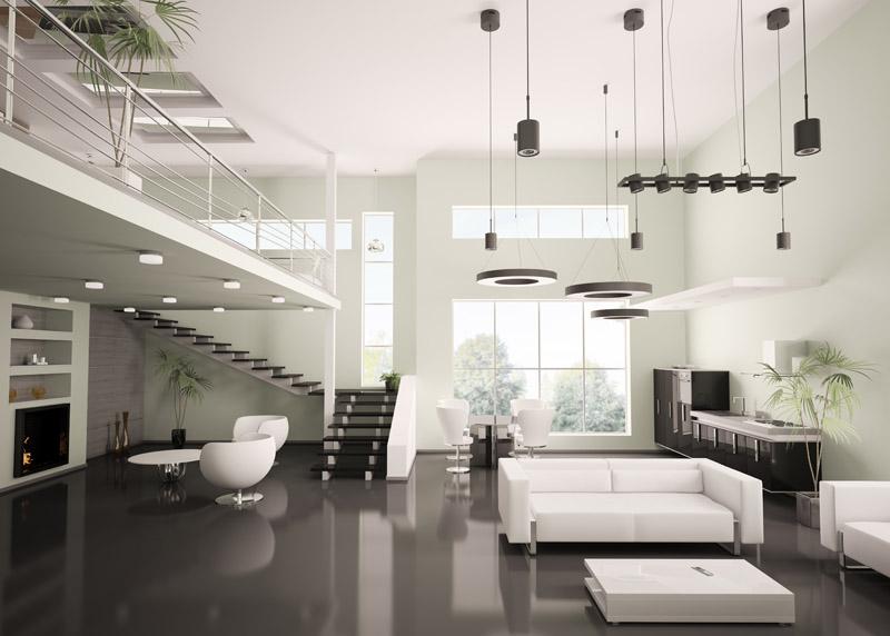 Posadzka z ywicy czemu nie mieszkaniowe inspiracje for Idee deco interieur design