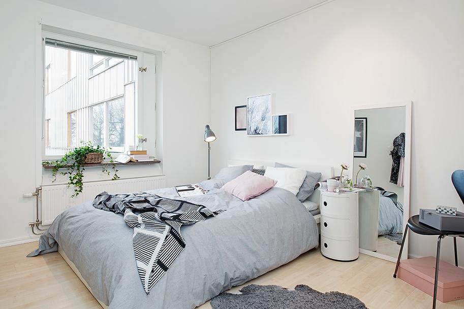 urz dzamy sypialnie w bloku mieszkaniowe inspiracje. Black Bedroom Furniture Sets. Home Design Ideas