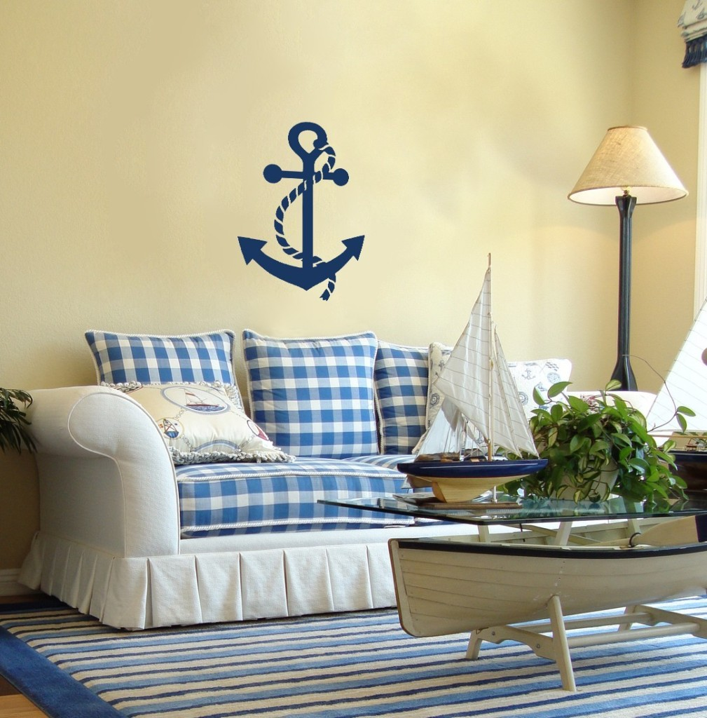 Nautical Home Decor Ideas -9