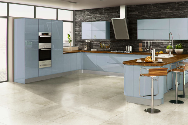 sky-blue-modern-kitchen