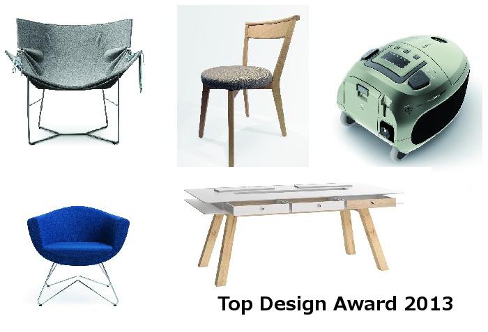 Top Design Award 2013