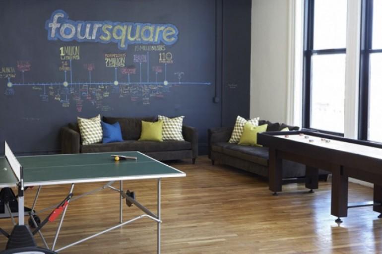 Siedziba FourSquare